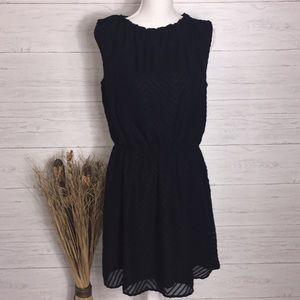 A New Day Black Sleeveless Dress